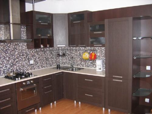Кухни массив 006