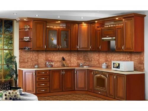 Кухни массив 010