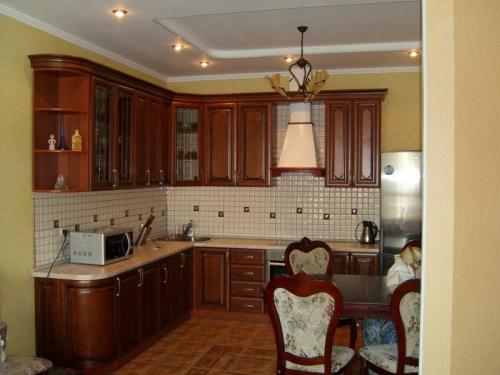 Кухни массив 016
