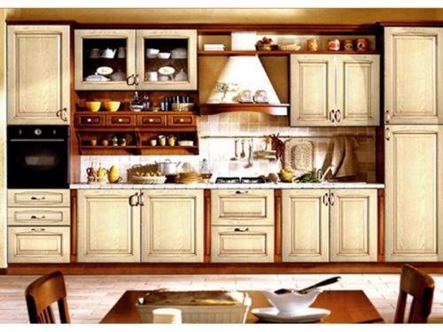 Кухни массив 023