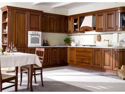 Кухни массив 026