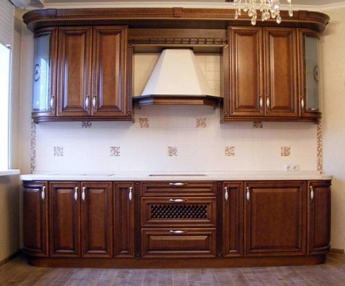 Кухни массив 030