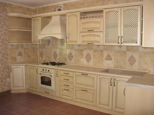Кухни мдф 035