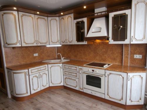 Кухни мдф 038