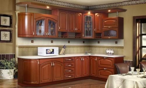 Кухни мдф 037