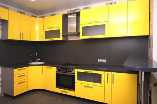 Кухни мдф 040