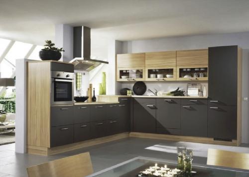 Кухни мдф 001