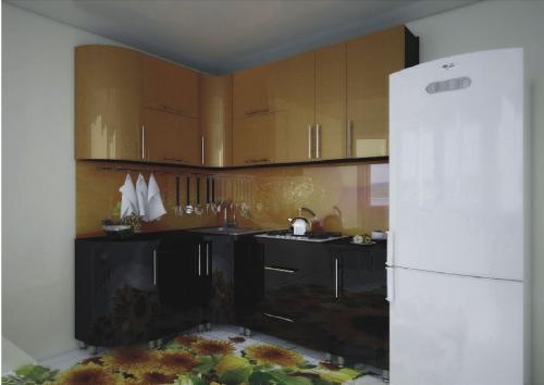 Кухни мдф 002