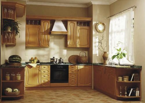 Кухни мдф 005
