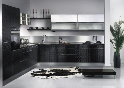 Кухни мдф 007