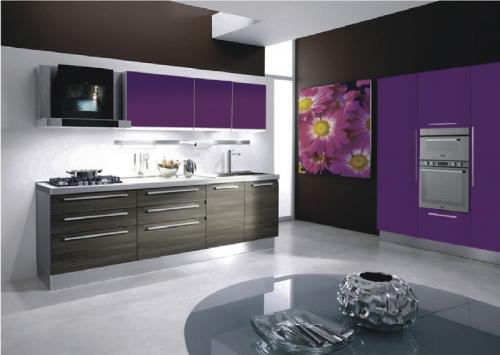 Кухни мдф 008
