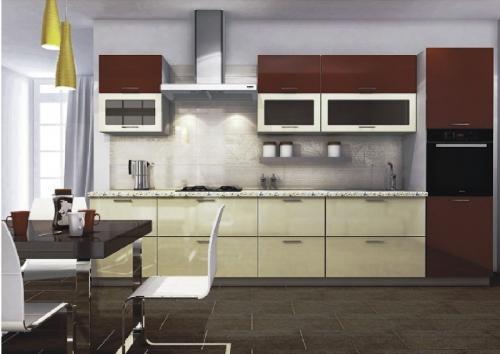 Кухни мдф 012