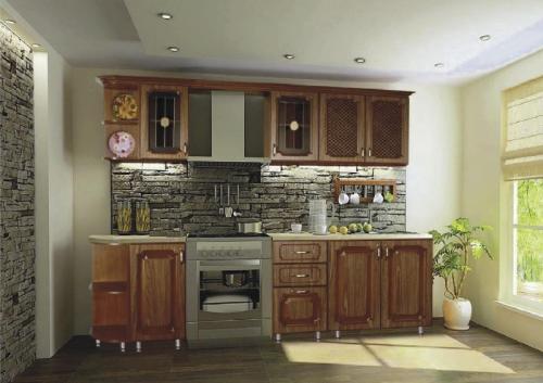 Кухни мдф 020