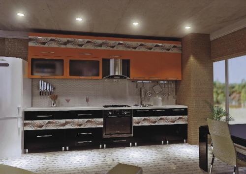 Кухни мдф 022