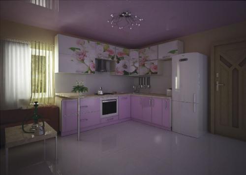 Кухни мдф 024