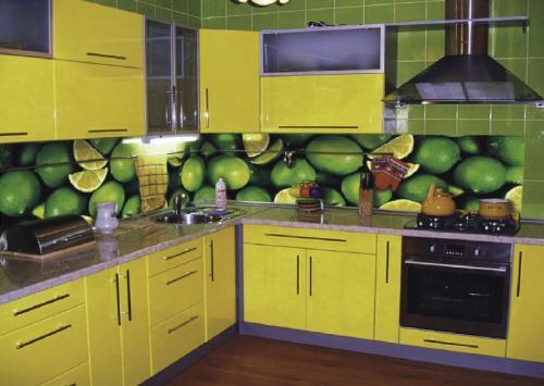 Кухни мдф 026