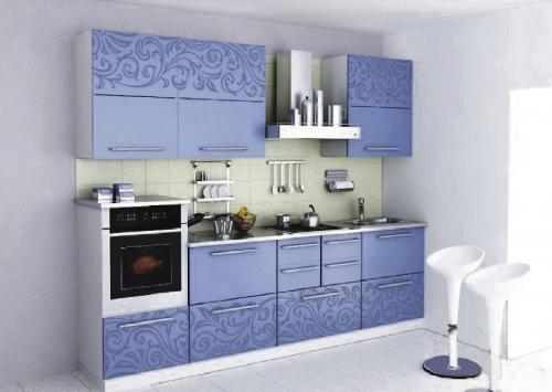 Кухни мдф 027