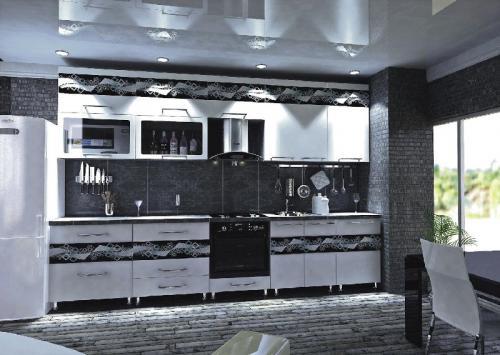 Кухни мдф 029