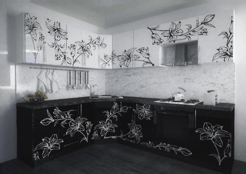 Кухни мдф 030