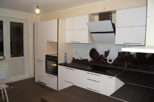 Кухня пластик 013
