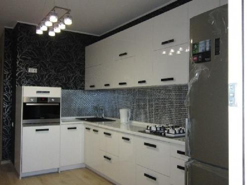 Кухня пластик 023