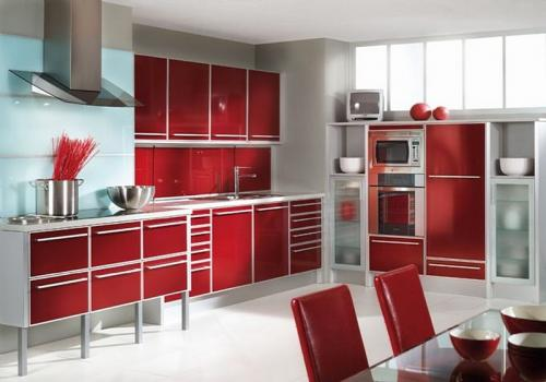 Кухня пластик 025