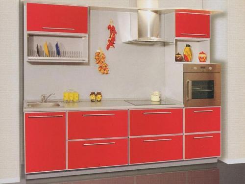 Кухня пластик 030