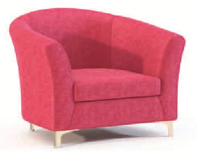 Кресло Синди 800мм