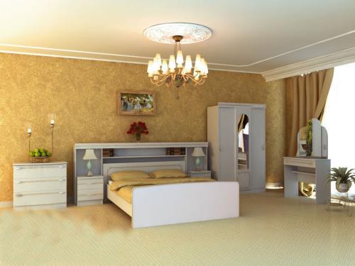 Спальня Бася-1