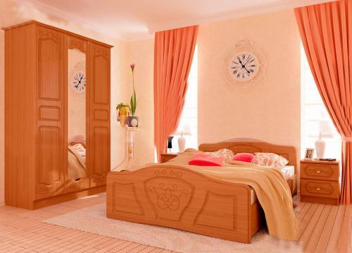 Спальня Дарина