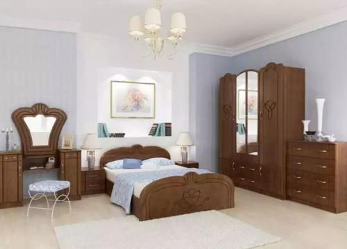 Спальня Жанна