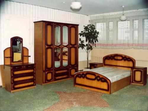 Спальня Минуэт-2